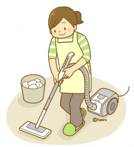 ホームヘルプ掃除