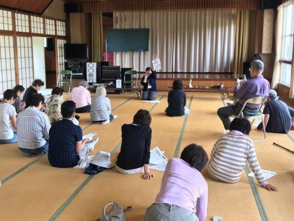 消費者被害防止勉強会 ~藤塚浜ときめき週1クラブ編~